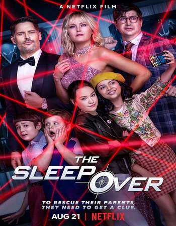 The Sleepover 2020 Dual Audio [Hindi-English] 720p WEB-DL 1GB ESubs