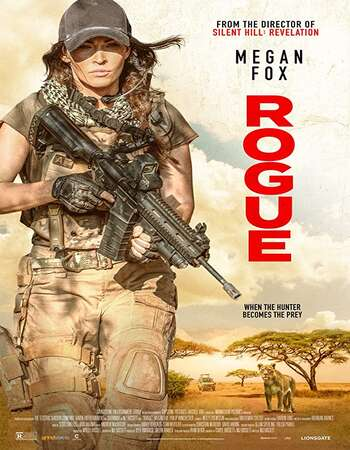 Rogue 2020 English 720p BluRay 800MB Download