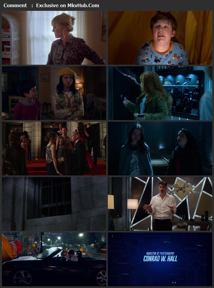 The Sleepover 2020 Dual Audio [Hindi-English] 720p WEB-DL 1GB Download