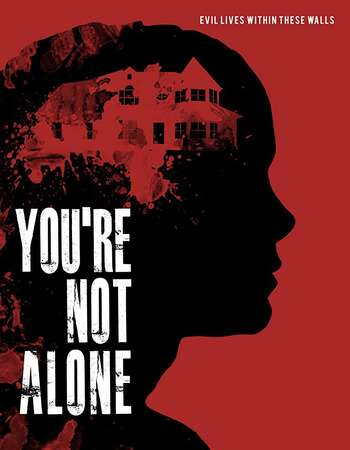 You're Not Alone 2020 English 720p WEB-DL 800MB Download