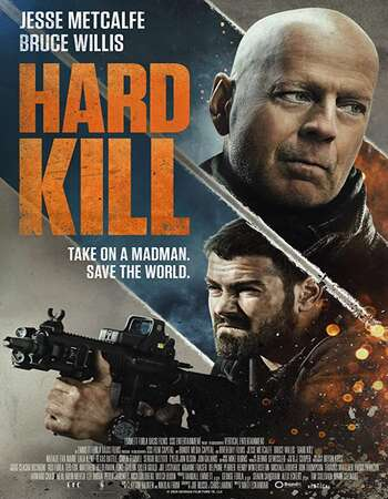 Hard Kill 2020 English 720p WEB-DL 900MB Download