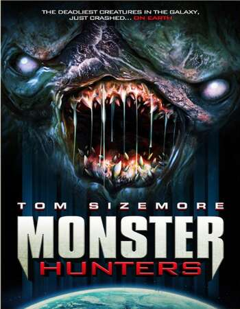 Monster Hunters 2020 English 720p WEB-DL 750MB Download