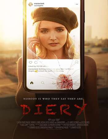 DieRy 2020 English 720p WEB-DL 900MB Download