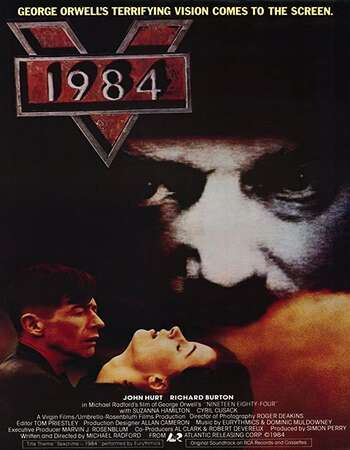 Nineteen Eighty-Four 1984 English 720p BluRay 1GB ESubs