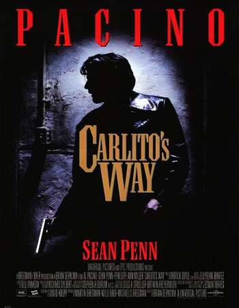 Carlito's Way 1993 English 720p BluRay 1GB ESubs