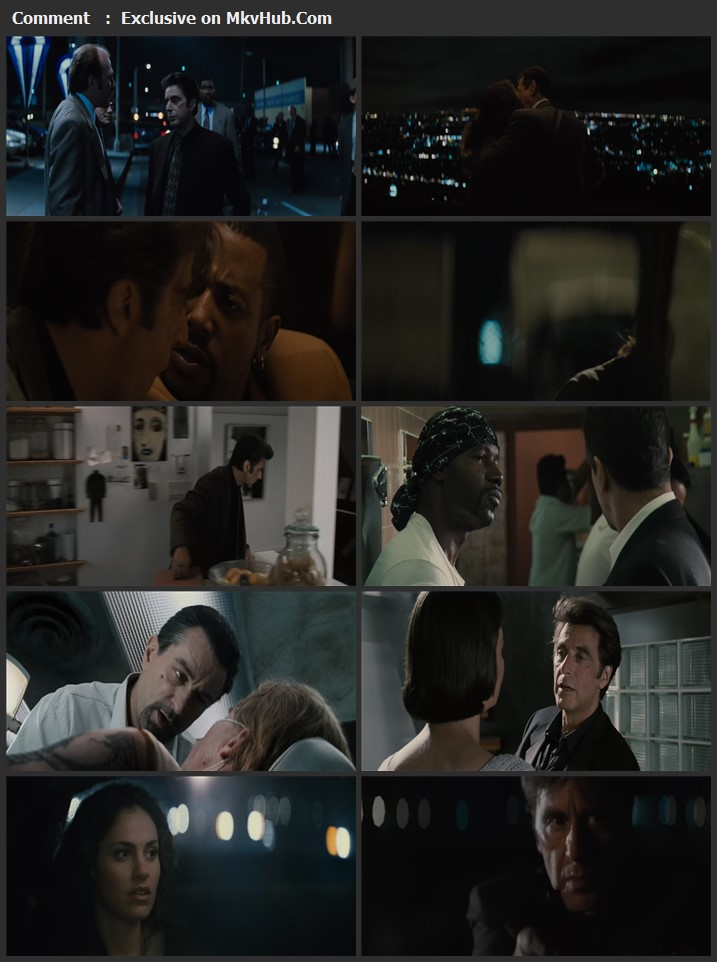 Heat 1995 English 720p BluRay 1GB Download