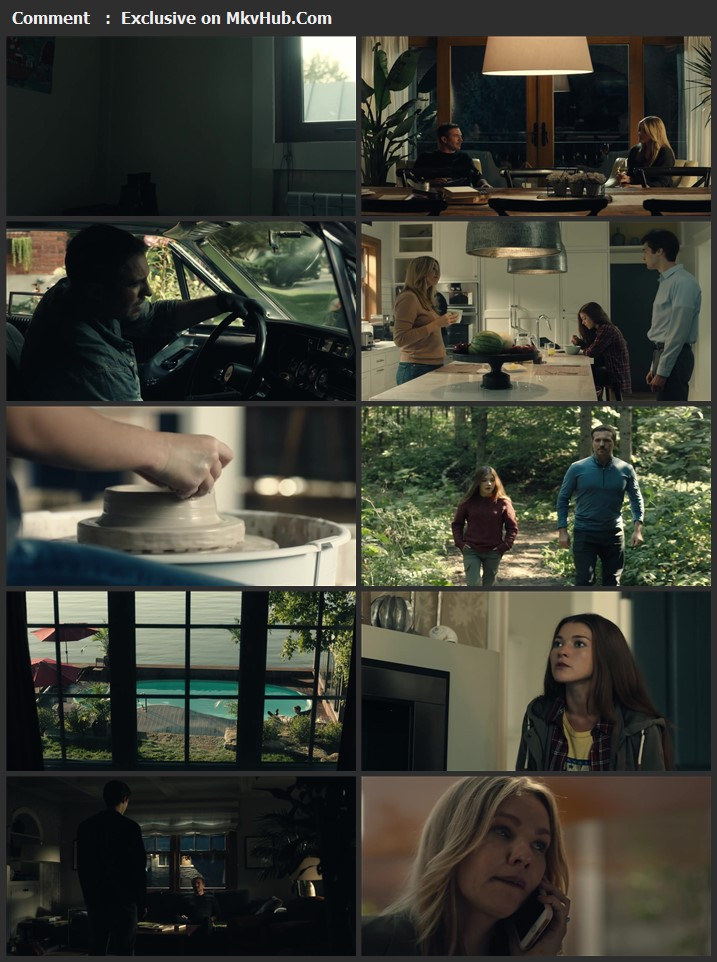 Thicker Than Water 2020 English 720p WEB-DL 800MB Download