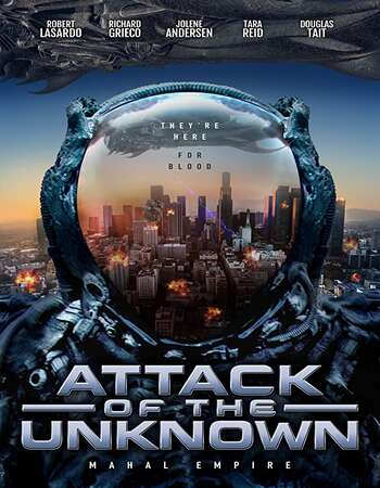 Attack of the Unknown 2020 English 720p WEB-DL 900MB Download
