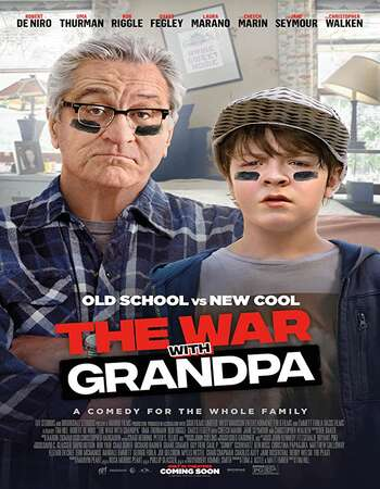 The War with Grandpa 2020 English 1080p WEB-DL 1.6GB ESubs