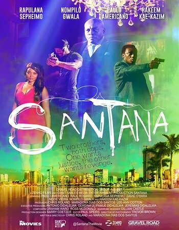 Santana 2020 English 720p WEB-DL 800MB Download