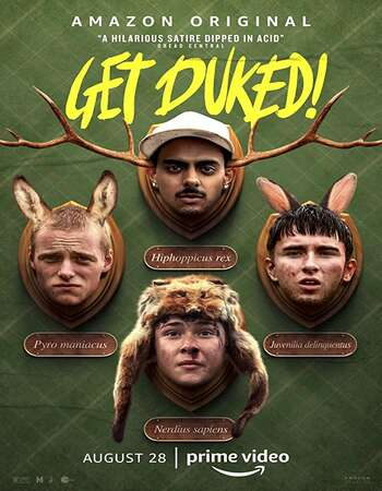 Boyz in the Wood AKA Get Duked! 2020 English 720p WEB-DL 800MB Download