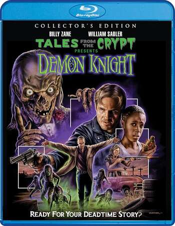 Tales from the Crypt: Demon Knight (1995) Dual Audio Hindi 720p BluRay x264 800MB Full Movie Download
