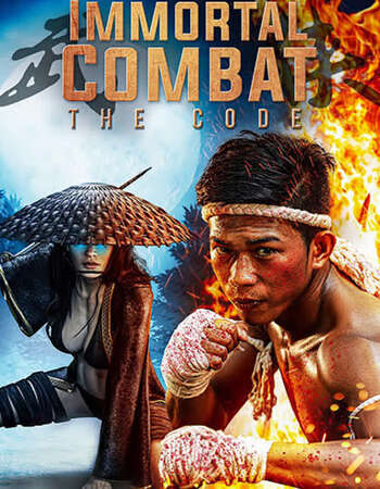 Immortal Combat The Code 2019 English 720p WEB-DL 700MB Download