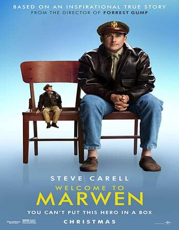 Welcome to Marwen 2018 Dual Audio [Hindi-English] 720p BluRay 1GB ESubs