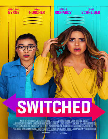 Switched 2020 English 720p WEB-DL 900MB Download