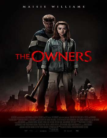 The Owners 2020 English 720p WEB-DL 800MB Download