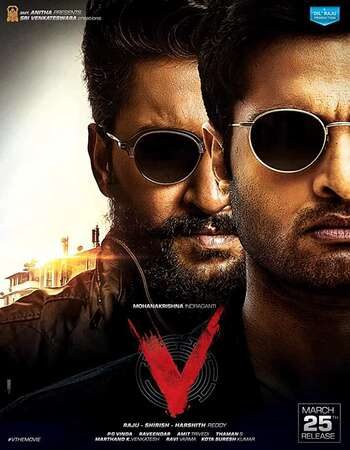 V (2020) Telugu 480p WEB-DL x264 400MB ESubs Full Movie Download