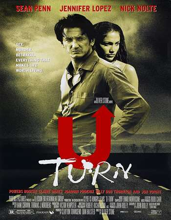 U Turn 1997 English 720p BluRay 1GB ESubs