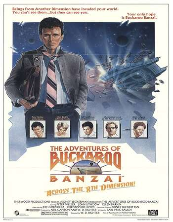 The Adventures of Buckaroo Banzai Across the 8th Dimension 1984 English 720p BluRay 1GB ESubs