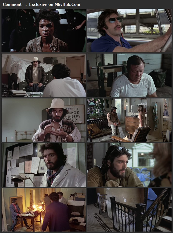 Serpico 1973 English 720p BluRay 1GB Download