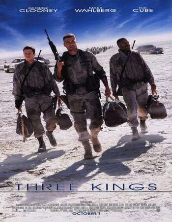 Three Kings 1999 English 720p BluRay 1GB ESubs