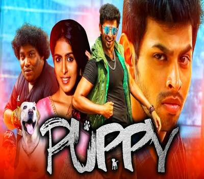 Puppy (2020) Hindi Dubbed 720p HDRip x264 800MB Full Movie Download