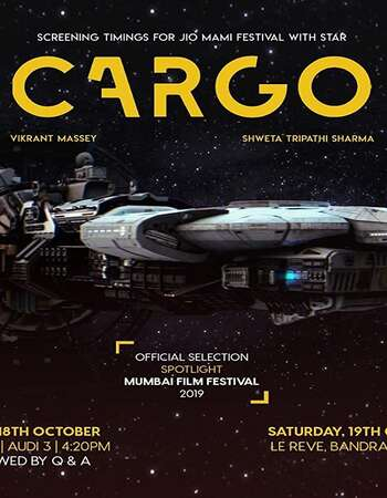 Cargo 2020 Hindi 720p WEB-DL 900MB ESubs