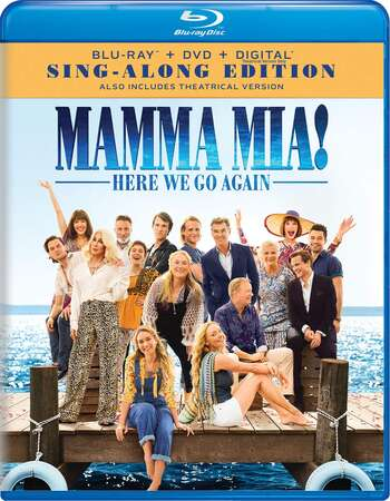 Mamma Mia! Here We Go Again (2018) Dual Audio Hindi 720p BluRay x264 1GB Full Movie Download