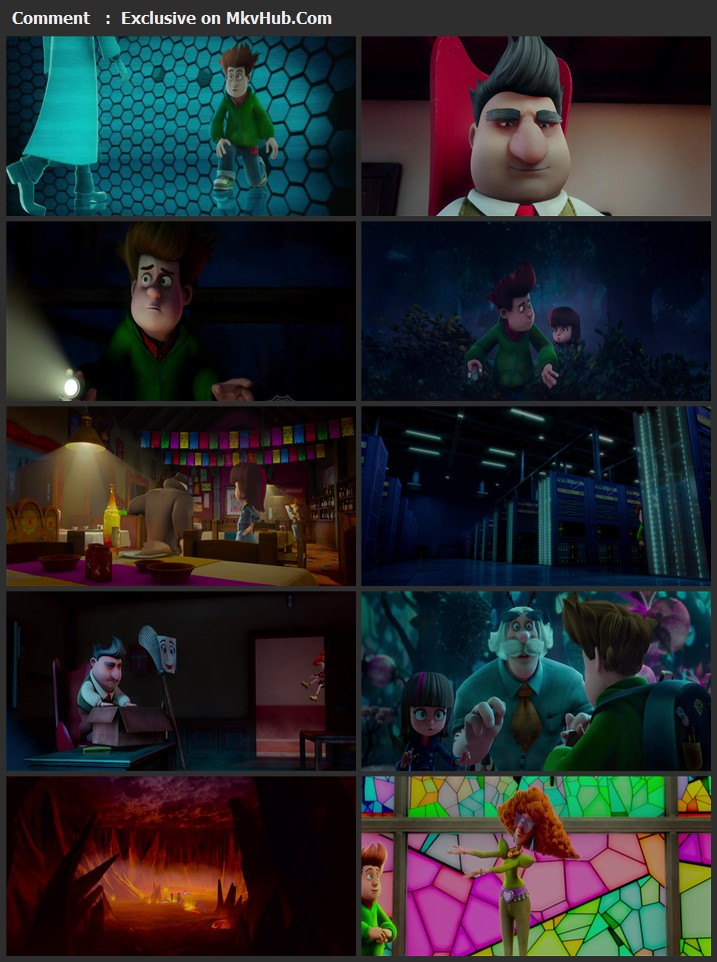Cranston Academy: Monster Zone 2020 English 720p WEB-DL 750MB Download