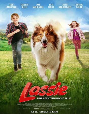 Lassie Come Home 2020 German 720p BluRay 800MB ESubs