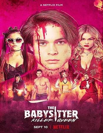 The Babysitter: Killer Queen 2020 English 1080p WEB-DL 1.6GB MSubs