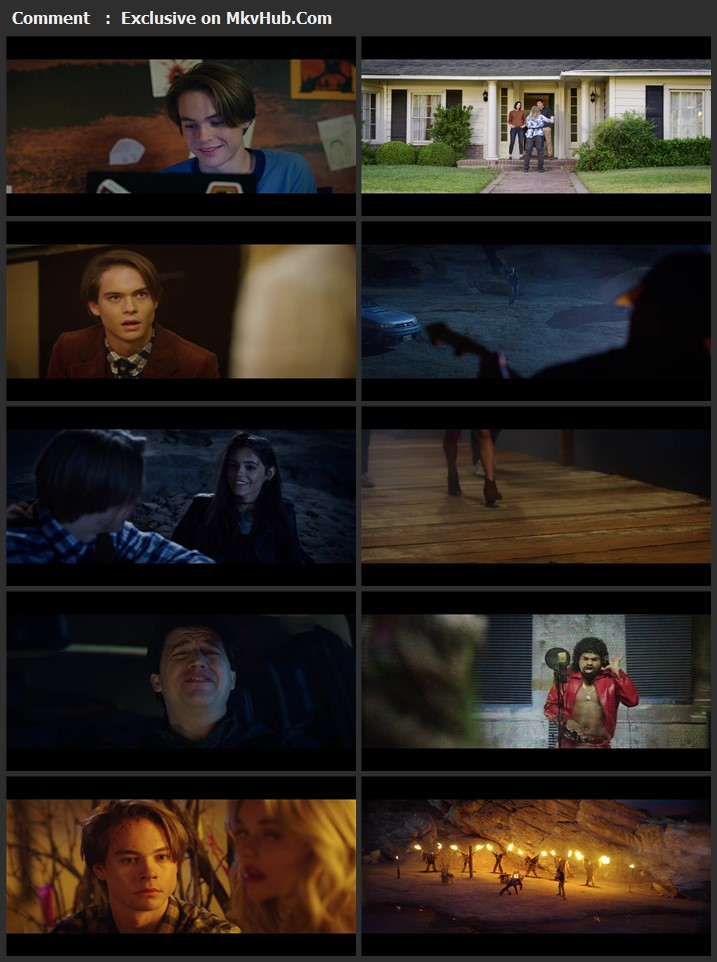 The Babysitter: Killer Queen 2020 English 1080p WEB-DL 1.6GB Download