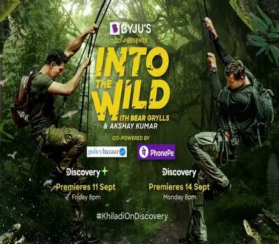 Into The Wild With S01E01 (Akshay Kumar) 480p 720p HDRip 400MB Download