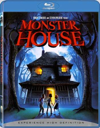 Monster House (2006) Dual Audio Hindi 720p BluRay x264 800MB Full Movie Download