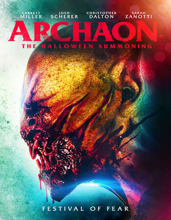 Archaon The Halloween Summoning 2020 English 720p WEB-DL 750MB Download