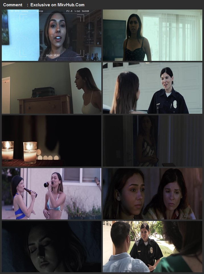 Paranormal Attraction 2020 English 720p WEB-DL 800MB Download