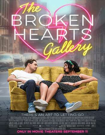 The Broken Hearts Gallery 2020 English 720p WEB-DL 950MB ESubs
