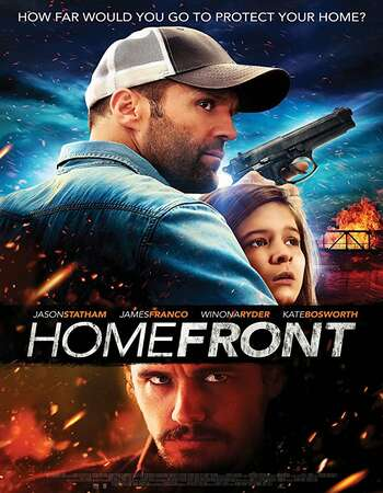 Homefront (2013) Dual Audio Hindi 720p BluRay x264 850MB Full Movie Download