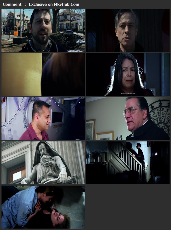 Conjuring The Devil 2020 English 720p WEB-DL 1GB Download