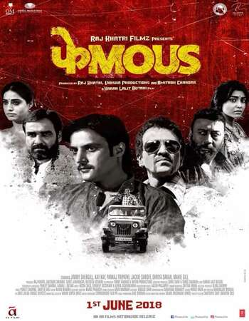 Phamous (2018) Hindi 720p WEB-DL x264 850MB Full Movie Download