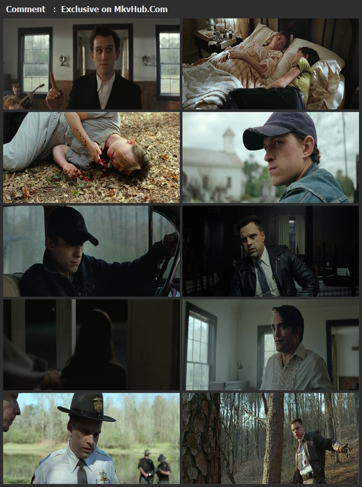 The Devil All the Time 2020 English 720p WEB-DL 1.1GB Download