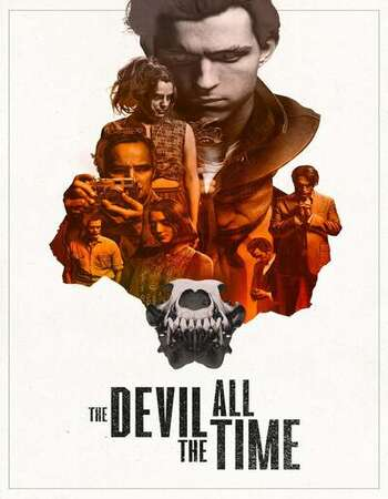 The Devil All the Time 2020 English 720p WEB-DL 1.1GB MSubs