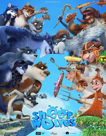 Sheep & Wolves (2016) Dual Audio Hindi 720p BluRay 850MB Full Movie Download