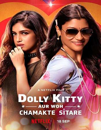 Dolly Kitty Aur Woh Chamakte Sitare 2020 Hindi 720p WEB-DL 1.2GB ESubs