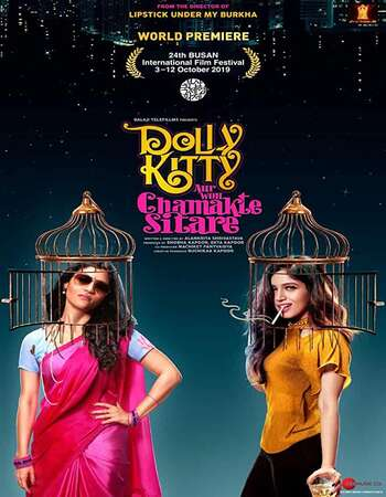 Dolly Kitty Aur Woh Chamakte Sitare (2020) Hindi 720p WEB-DL 1.2GB Full Movie Download