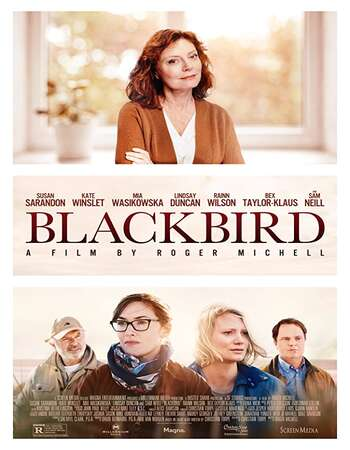 Blackbird 2020 English 720p WEB-DL 850MB ESubs