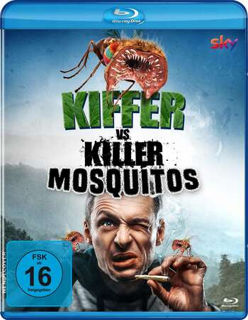 Killer Mosquitos (2018) Dual Audio Hindi 720p BluRay x264 850MB Full Movie Download