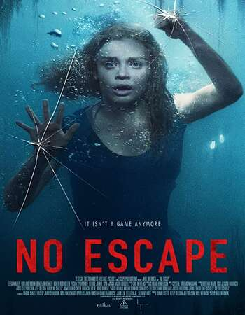 No Escape 2020 English 720p WEB-DL 800MB Download