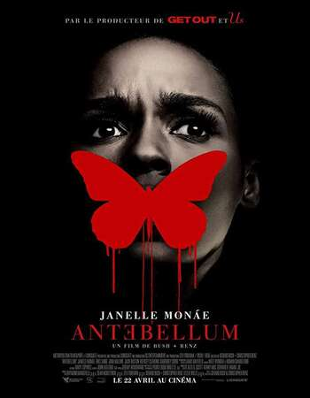 Antebellum (2020) English 720p WEB-DL x264 900MB Full Movie Download