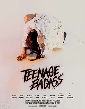 Teenage Badass 2020 English 720p WEB-DL 850MB Download